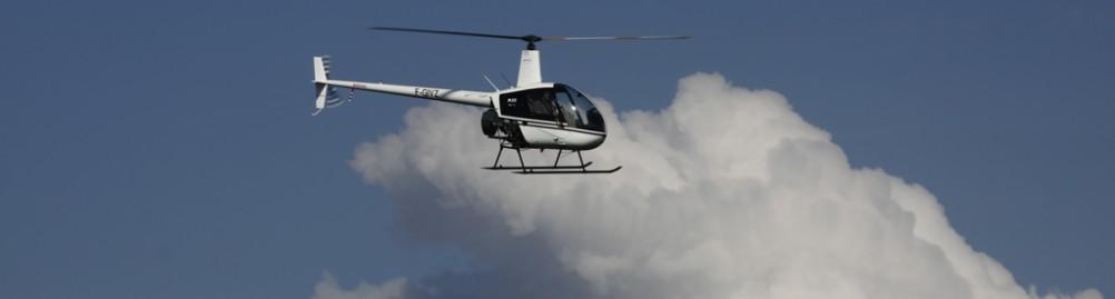 Vol découverte Hélicoptère